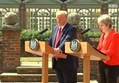 ترامپ: اتحادیه اروپا دشمن تجارت است