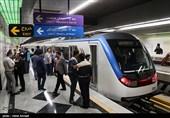افتتاح 7.5 کیلومتر از خط 7 متروی تهران