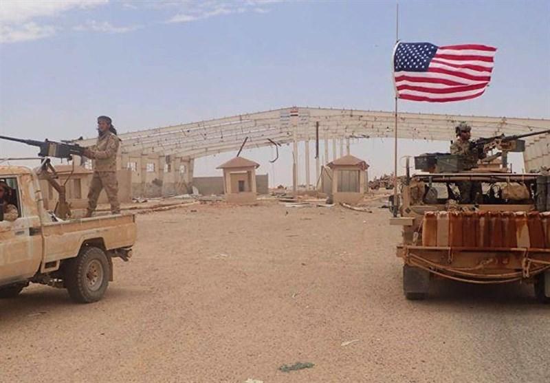 التحالف الدولی بقیادة أمریکا یعلن عن مناورات فی منطقة التنف السوریة