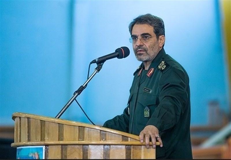 سردار ربانی: انقلاباسلامی نفوذ استراتژیک خود را تا مدیترانه گسترش داده است