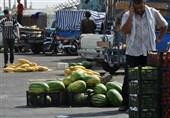 لرستان  وعدههای نارس مسئولان؛ ساماندهی میوه فروشان دورود اندر خم یک کوچه