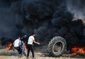 Israeli Forces Attack Palestinian Protesters, Injure 49 Gazans
