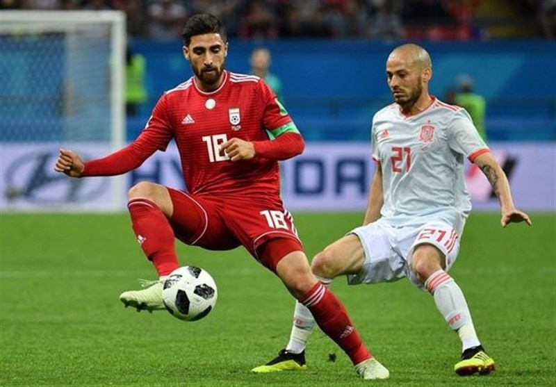 Iran's Alireza Jahanbakhsh Targeted by Leicester City