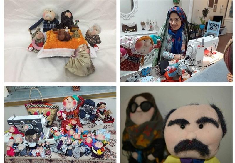 «ننه ها» علیه باربی؛ کوکب خانم به خانه ایرانی ها می رود