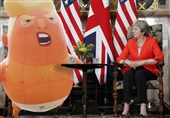 Trump, Wife Trolled on Social Media over UK Visit (+Photos)