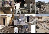 بوشهر| اردوی جهادی دانشجویی در روستاهای دشتی آغاز شد