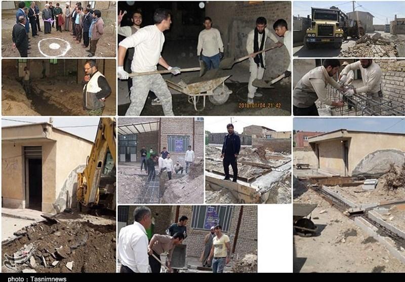 270 گروه جهادی به روستاهای محروم 10 شهرستان کردستان اعزام شدند