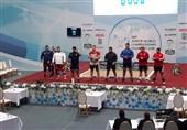 وزنهبرداری قهرمانی جوانان جهان| درخشش طلای یکضرب بر سینه علی داوودی