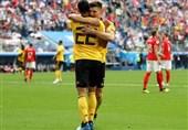 جام جهانی 2018  بلژیک به کسب مقام سوم نزدیک شد/ نیمه کمدردسر برای فغانی