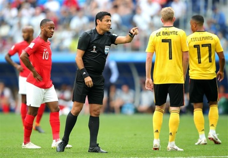 Alireza Faghani to Officiate South Korea's Friendlies