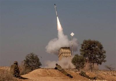 فلسطین|اثبات ناکارامدی گنبد آهنین در برابر موشک های مقاومت؛ اسرائیل مساجد غزه را بمباران کرد+تصاویر