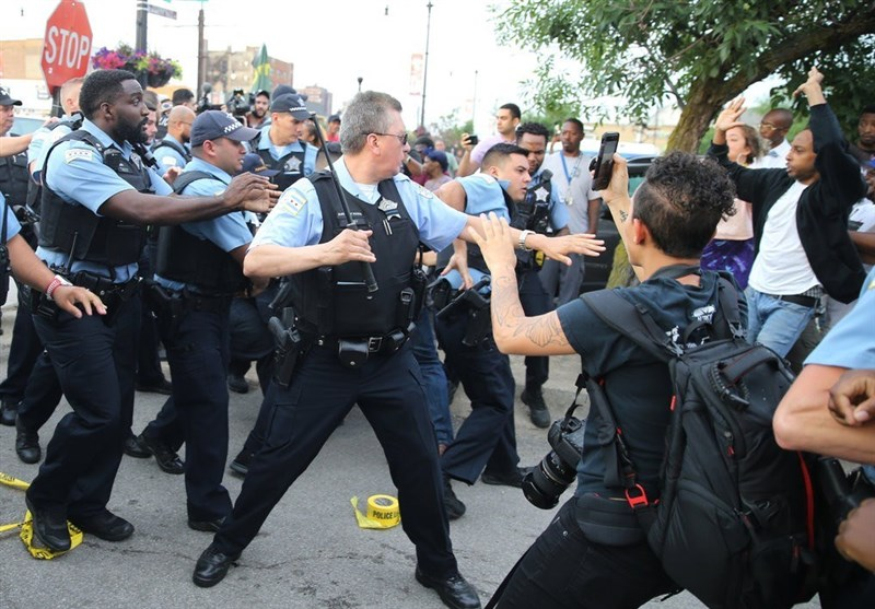 Protests Break Out in Chicago after Man Is Fatally Shot by Police