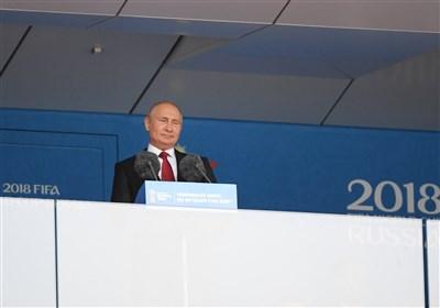 حضور پوتین در فینال جام جهانی؛ سران چند کشور در روسیه حضور دارند؟