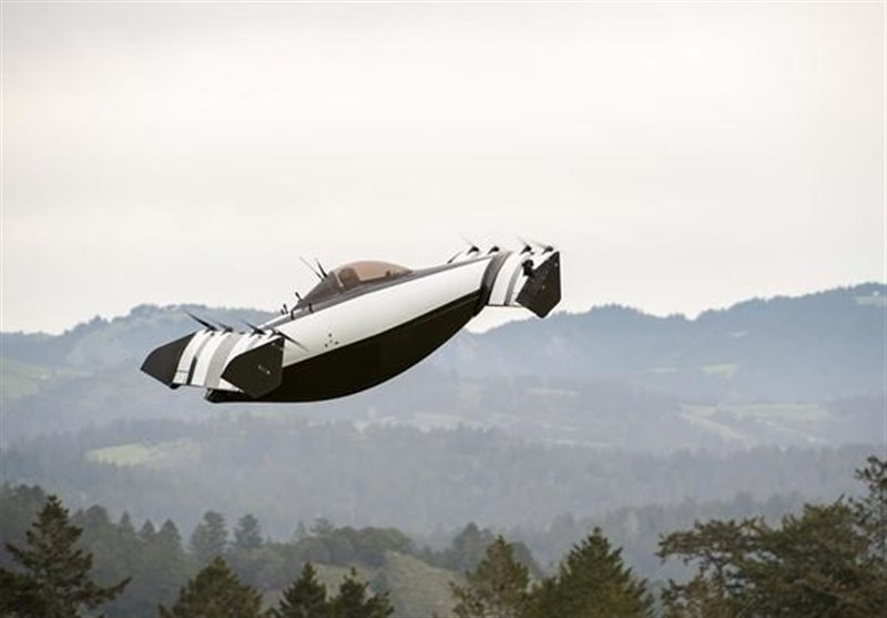Fully Amphibious Electronic Flying Car Future Way of Travel (+Video)