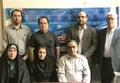 هیئت مدیره خانه مطبوعات کرمانشاه از دفتر تسنیم بازدید کردند