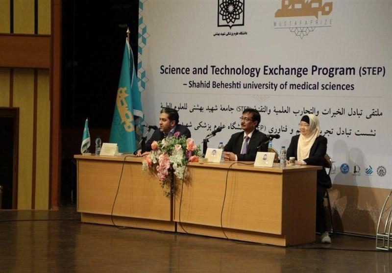 بجهود مؤسسة المصطفى(ص)؛ تعاون البلدان الإسلامیة وتآزرها فی اجتماع STEP