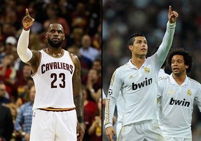 مقایسه فوق ستاره های 33 ساله/ جیمز در آرزوی بازی در اروپا!