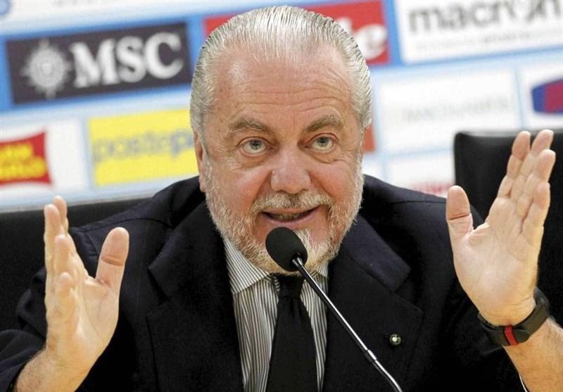 فوتبال جهان| دلورنتیس: نمیدانم چرا رئال مادرید خامس را به بایرن قرض داد و به ما نمیدهد