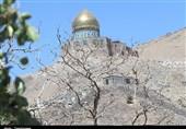 آستانه مبارکه بیبی زینب خاتون خواهر امام رضا (ع) به روایت تصویر