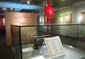 افتتاح نمایشگاه کتب خطی طبالرضا(ع) «سلطان دل» +عکس