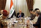 تحولات عراق|نشست العبادی با وزیران و فرماندهان امنیتی