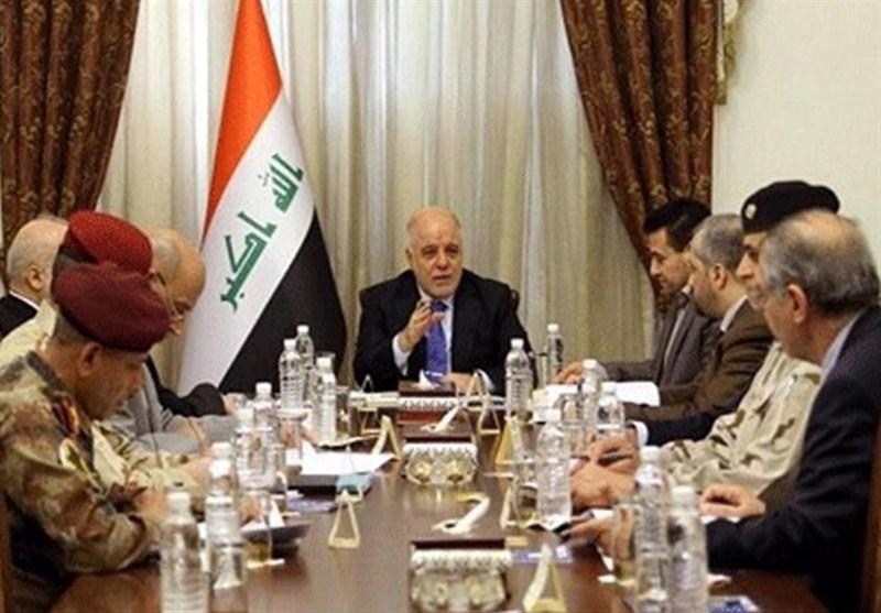 اطمیناندهی العبادی به امیر کویت درباره اوضاع امنیتی استانهای جنوبی عراق