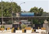 آماده شدن هزاران کامیون در مرز اردن برای انتقال کالا به سوریه