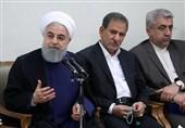 روحانی: اشکالات نظام بانکی و نقدینگی، ارتباطی با تحریم و فشارهای خارجی ندارد