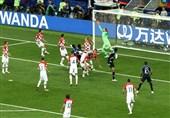 جام جهانی ۲۰۱۸| جدال فرانسه و کرواسی از نگاه آمار