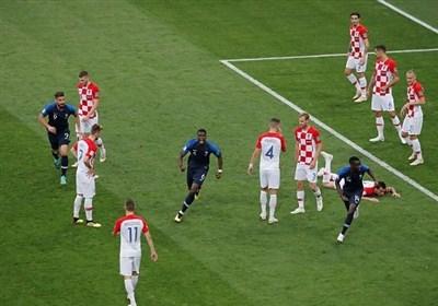 جام جهانی 2018| قهرمانی فرانسه در جام بیست ویکم به روایت تصویر