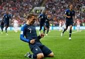 جام جهانی ۲۰۱۸| پیروزی یک نیمهای فرانسه مقابل کرواسی/ ثبت اولین گلبهخودی تاریخ فینالهای جام