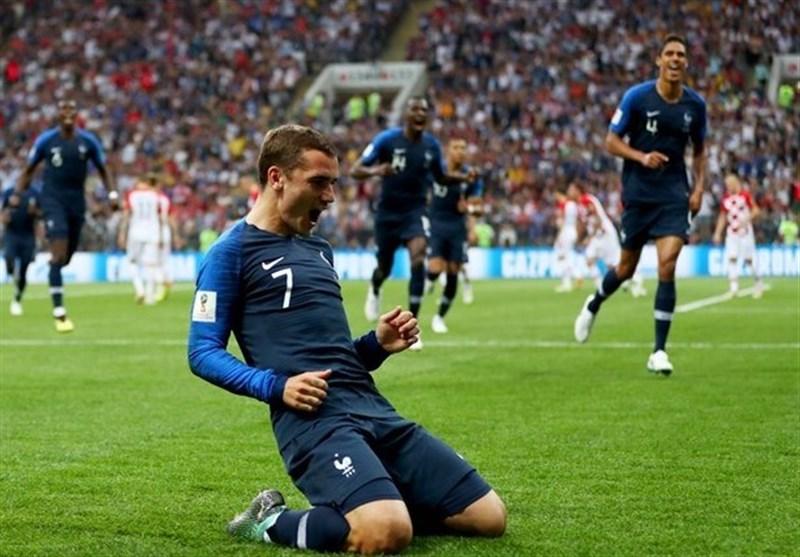 فرانسه و کرواسی