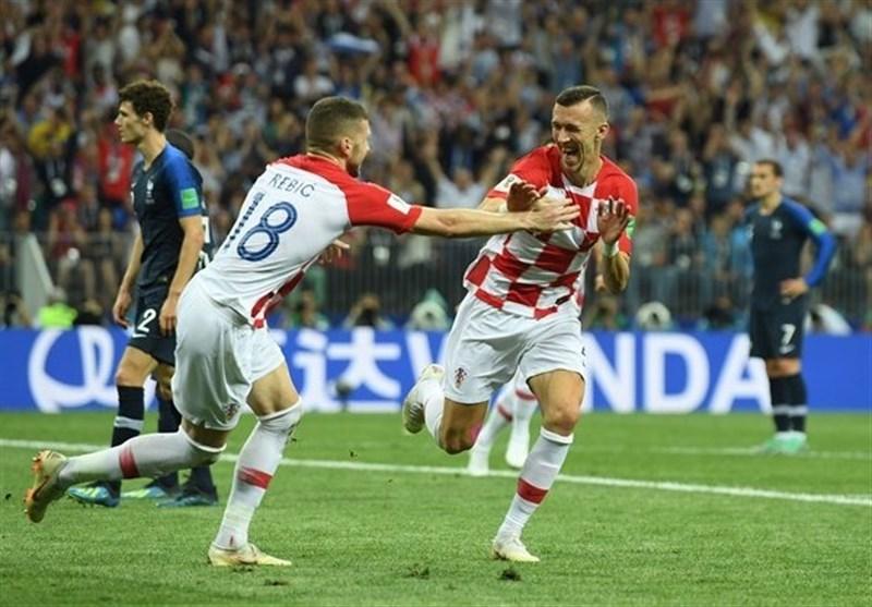 پریشیچ دوندهترین بازیکن جام جهانی 2018 شد