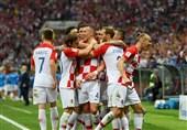 جام جهانی 2018 | احتمال اهدای مدال به بازیکن اخراجی کرواسی/ تبریک مادورو و ترامپ به پوتین