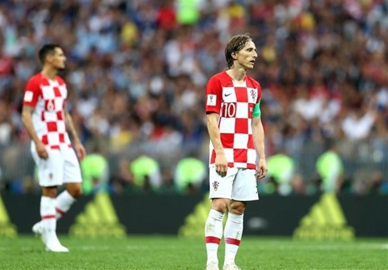 فوتبال جهان شکست نایب قهرمان جام جهانی 2018 در یک بازی دوستانه