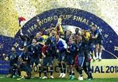 الدیوک الفرنسیة تفوز بکأس العالم وتضیف نجمتها الثانیة