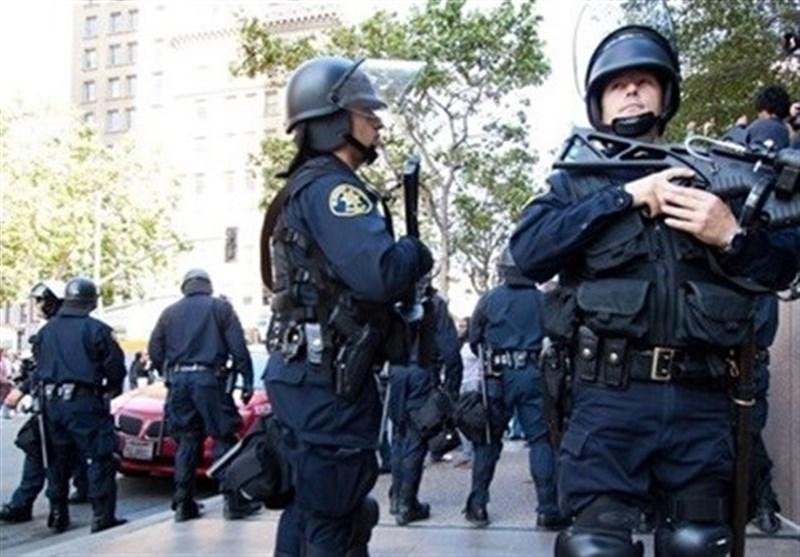 احتجاجات ضد الشرطة الأمیرکیة فی شیکاغو