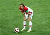 جام جهانی 2018| مودریچ: بدون همتیمیهایم کسب عنوان بهترین بازیکن جام ممکن نبود/ بازی طبق خواسته فرانسه پیش رفت
