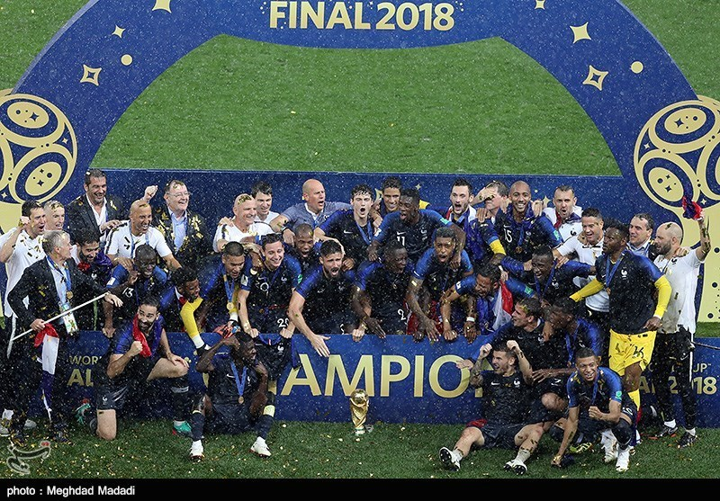 World Cup: France Secure Second Title