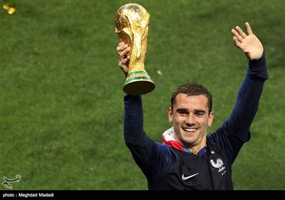 France Beat Brave Croatia 4-2 to Win World Cup Final
