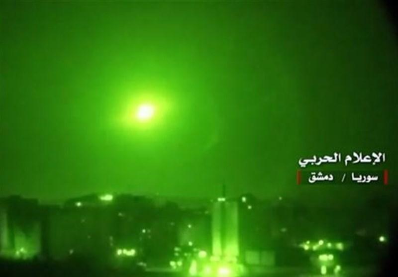 Israel Strikes Syrian Military Base in Aleppo