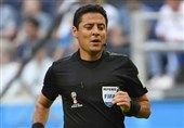 Alireza Faghani to Officiate Japan v Chile