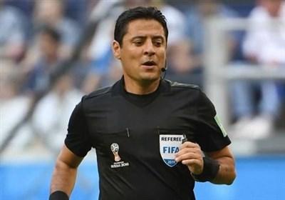جام جهانی 2018| فغانی بهترین داور جام از دید کاربران اینترنتی + عکس
