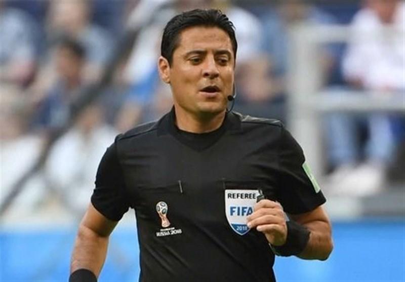 Referee Alireza Faghani Chosen for Tehran Derby