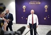 پوتین: جام جهانی 2018 کلیشههای مربوط به روسیه را از بین برد/ چرچرسوف: ناراحتم که جام را نبردیم