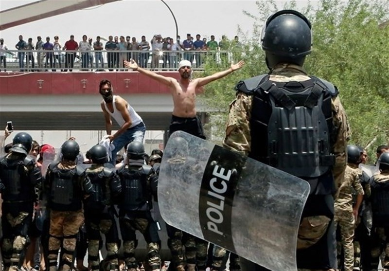 Two Killed as Unrest Spreads in Iraq's South