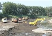 برداشت شن و ماسه از رودخانههای تخریبشده لرستان ممنوع است؛ اعمال مجازات سخت برای متخلفان