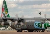 برطانیہ میں انٹرنیشنل ایئرشو میں پاک فضائیہ کے طیارے کی دوسری پوزیشن