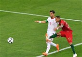 گزارش فیفا از تسلیم شدن بیرانوند مقابل کوارشما در جام جهانی 2018