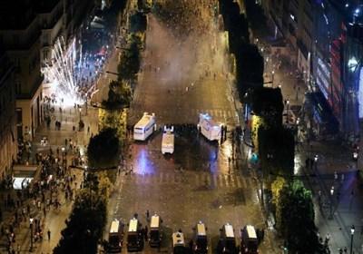جام جهانی 2018| جشن  قهرمانی فرانسوی ها 2 کشته و چندین مجروح برجا گذاشت/ حال 2 کودک وخیم است